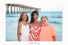 { Tami and Co. } Pensacola Beach Senior and Family Photographer
