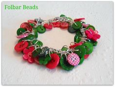 http://folksy.com/items/4408276-Cottage-Garden-button-bracelet