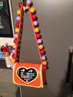 Honey Lemon costume purse - awesome! #BigHero6
