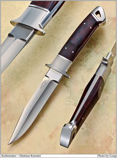Photos SharpByCoop • Gallery of Handmade Knives - Page 36