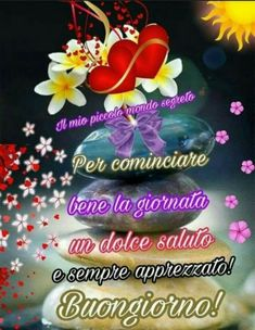 Good Day, Good Morning, Italian Greetings, Genere, Smiley, Chiffon, Girls, Pillow Crafts, Good Afternoon