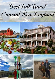 Best Fall Travel in Coastal New England USA #TravelDestinationsUsaBoston #TravelDestinationsUsaFall