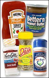 Hungry Girl - Lowering the sodium intake Dash Diet Recipes, Low Sodium Recipes, Low Sodium Foods, Heart Healthy Diet, Heart Healthy Recipes, Heart Diet, Healthy Foods, Salt Free Recipes, Low Iodine Diet