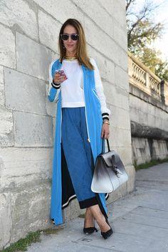 Streetstyle : le meilleur de la Fashion Week