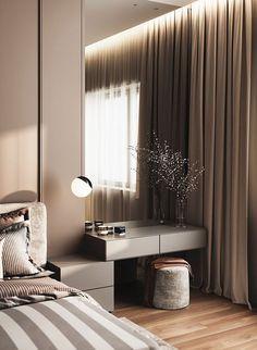 Bedroom Design Ideas Interior Design - Home Interior Design Ideas Modern Luxury Bedroom, Luxury Bedroom Design, Bedroom Closet Design, Home Room Design, Luxurious Bedrooms, Home Decor Bedroom, Home Interior Design, Master Bedroom, Simple Interior