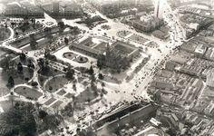 PARQUE DOM PEDRO II EM 1953