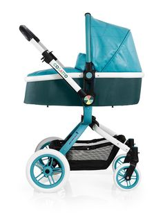 Cosatto Ooba - comes as a travel system caccycot, seat unit and car seat. http://www.babydino.com/cosatto-ooba-travel-system-duck-egg