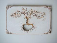 Einladungskarten   Holz Einladungskarten, Laser Graviert, Hochzeit   Ein  Designerstück Von AniriArt