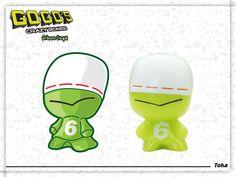 Gogo`s® Urban Toys - 13.TOKA