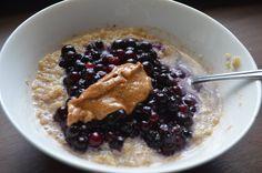 Quina breakfast bowl #cleaneating #glutenfree #vegan