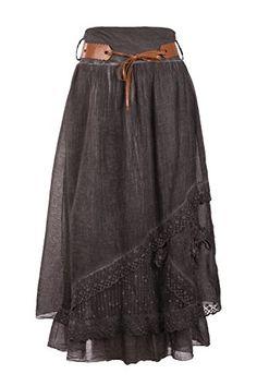 black *vintage* maxi skirt <3                                                                                                                                                      More