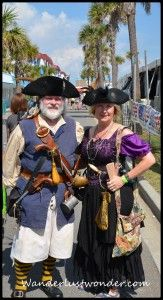Pirate Couple  http://tybeejoyvacationrentals.com