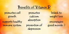 some studies have found a vitamin D depression link // In need of a detox? 10% off using our discount code 'Pinterest10' at www.ThinTea.com.au