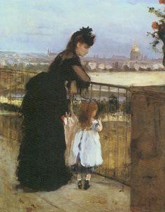aa514d0c4197 11 Best Berthe Morisot images