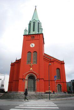 Petrikirken i Stavanger, Rogaland, Norway - R_24.09.2013