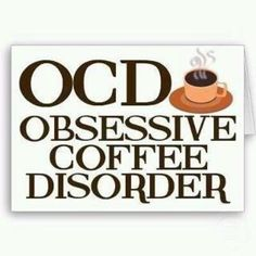 Yeap this kind of sums up me quite nicely I do have OCD and I am an OCDolic.....there I confessed that has to be the first step surely!