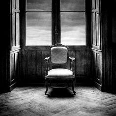 lone chair.