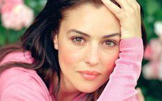 تحميل خلفيات مونيكا بيلوتشي, عارضة الأزياء الإيطالية, الممثلة, صورة, الشباب, امرأة جميلة, عيون جميلة, الشباب بيلوتشي