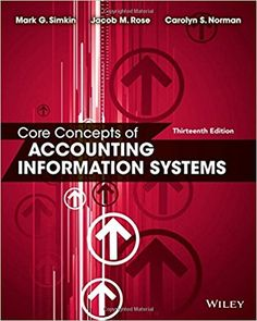 Essentials of systems analysis design 6th edition free ebook solution manual for core concepts of accounting information systems 13th edition 1 fandeluxe Image collections