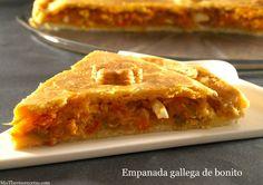 Empanada gallega de bonito (THX)