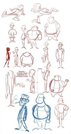 Cartoon Drawing Techniques In order to get better at drawing, I need to acknowledge what I need to work on, and actually work on that. And I think the best way to lear. Character Design Animation, Character Design References, Character Drawing, Character Illustration, Character Sketches, Drawing Cartoon Characters, Cartoon Sketches, Cartoon Styles, Cartoon Art