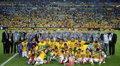Campeones Copa Confederaciones 2013