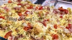 Quiche, Coffee Break, Carne, Macaroni And Cheese, Bacon, Food And Drink, Low Carb, Suzy, Cooking
