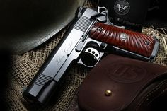 Custom Wilson Combat 1911Loading that magazine is a pain! Get your Magazine speedloader today! http://www.amazon.com/shops/raeind