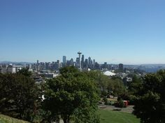 Photo of Kerry Park: For one of the best views of Seattle head to Kerry Park, a small park located on the south side of Queen Anne Hill. A photo from here is Seattle postcard-perfect, featuring ferries crossing Elliott Bay, the city skyline with the Space Needle in the forefront and, if weather conditions are favorable, a view of Mt. Rainier. | less than 1 hour
