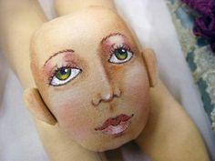 Colored head