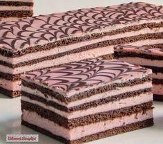 Bibimoni Receptjei: Flamingó mézes krémes Hungarian Desserts, Oreo Cupcakes, Flamingo, Cake Decorating, Decorative Boxes, Food And Drink, Sweets, Snacks, Baking