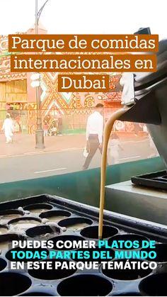 Spanish Dishes, Spanish Food, Dubai, International Travel Tips, Cool Places To Visit, Food Hacks, Street Food, Asian Recipes, Adventure Time