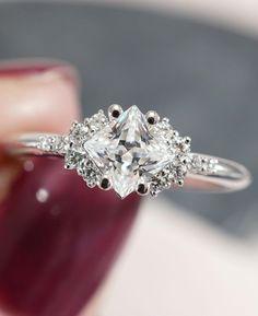 5bc36fd512e2 Fabulous oval wedding rings!  ovalweddingrings Boda Económica