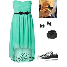 """""""8th grade dance"""" by callico32 on Polyvore"""