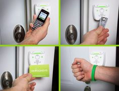 Okidokeys smart locks let you manage your front door remotely