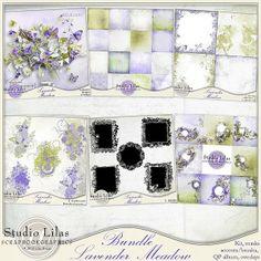 Lavender Meadow - Bundle