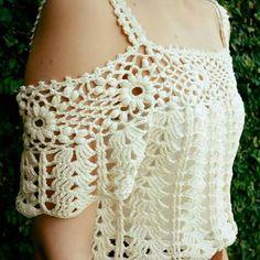 Fabulous Crochet a Little Black Crochet Dress Ideas. Georgeous Crochet a Little Black Crochet Dress Ideas. Crochet Bodycon Dresses, Black Crochet Dress, Crochet Jacket, Crochet Crop Top, Crochet Cardigan, Crochet Bikini, Knit Crochet, Crochet Stitches, Crochet Tops