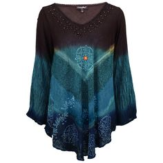 Earth+&+Sky+Long+Sleeve+Tunic+at+The+Veterans+Site