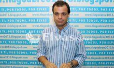 Tiago Abreu está na corrida à presidência da Distrital de Portalegre do CDS-PP