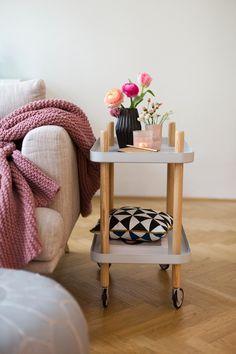 Made In Design - Normann Copenhagen Block Table , Wiener Wohnsinn