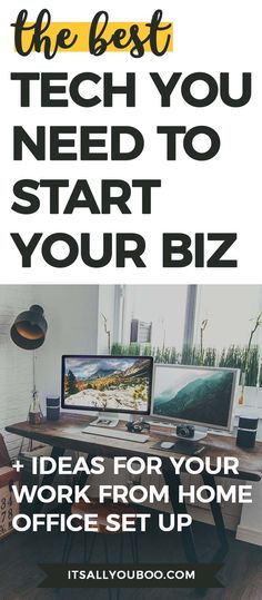 What are the must-haves for being an entrepreneur? Here's a list of the best technology products you need to start up your small business, with gadgets for your home office set up. #businessowner#businesswoman#giftguide2017#giftideas#businesstips#entrepreneurship#entrepreneur#entrepreneurlife#entrepreneurlifestyle#businesstools#digitalnomad#womeninbusiness#bloggers#bloggerslife#bloggerlife#bossbabe#bosslady#bosslife#workfromhome#workanywhere#millennialblogger#millennials