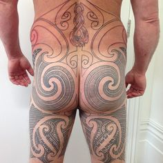 Back Tattoos, Leg Tattoos, Body Art Tattoos, Tattos, Tribal Tattoos, Tattoos For Guys, Cool Tattoos, Glutes Workout Men, Piercing