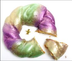 Sucre King Cake
