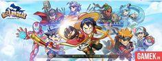"""Loạn Đấu Quần Anh Chiến - Webgame """"thập cẩm"""" đủ cả nhân vật anime, siêu anh hùng"""