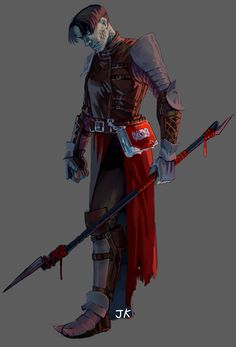 Dungeons And Dragons Characters, D&d Dungeons And Dragons, D D Characters, Fantasy Characters, Fantasy Character Design, Character Drawing, Character Concept, Character Inspiration, Yuan Ti