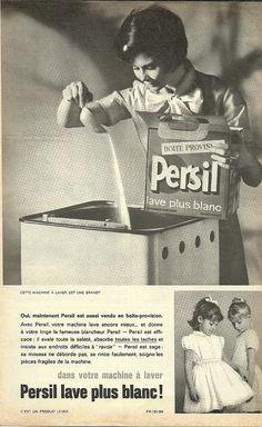Persil Ad 1963