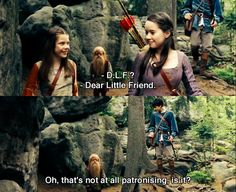 The Chronicles of Narnia: Prince Caspian I know it strayed from the book, but I loved this movie! :D