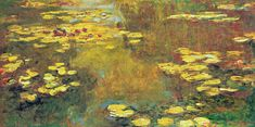 1919+Water+Lilies+oil+on+canvas+3.jpg (640×318)