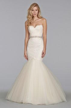 1000 Images About Mermaid Style Wedding Dresses On Pinterest