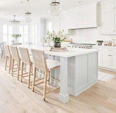 Home Decor Kitchen, Diy Kitchen, Kitchen Furniture, Kitchen Dining, Kitchen Hacks, Kitchen Backsplash, Kitchen Trends, Eclectic Kitchen, Awesome Kitchen
